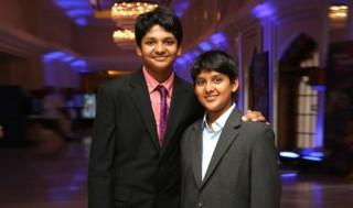 Shravan Kumaran and Sanjay Kumaran