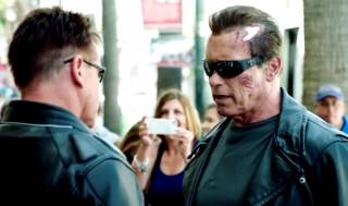 Arnold Terminator Schwarzenegger's Epic Prank!
