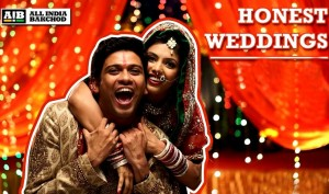 AIB's Craziest Offering Ever: This Wedding Video Will Redefine 'Honesty' In You!