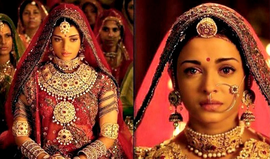 10 Memorable Bollywood Wedding Dresses Soposted