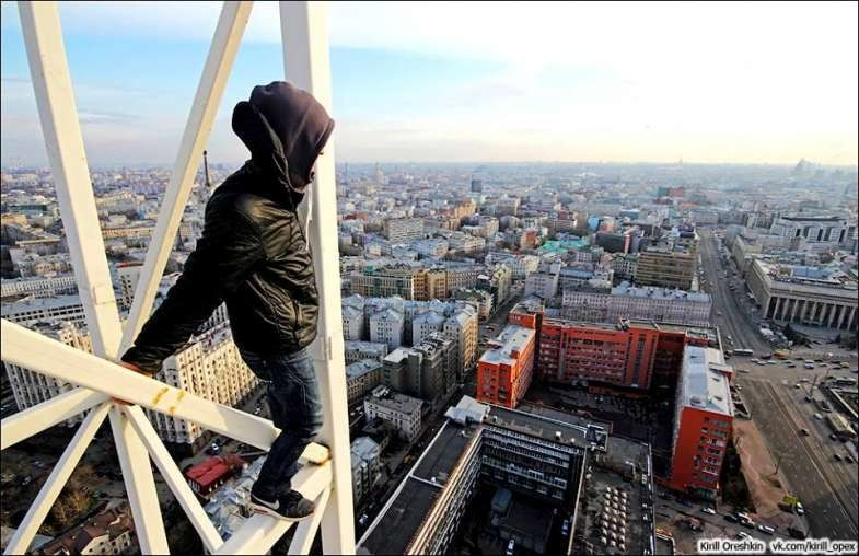 Russian Spiderman