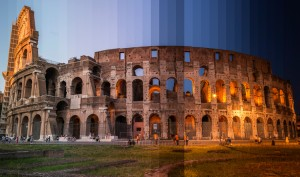 Time Slice Global: Incredible Day To Night Pictures Of Iconic Structures