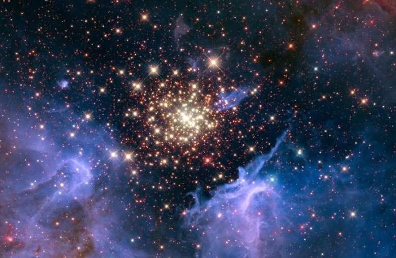 Starburst Cluster