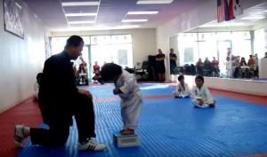 Is He The Cutest Taekwondo Kid Or What?
