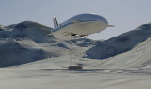 Aeroscraft ML866: Possibly The Largest Aircraft In The World