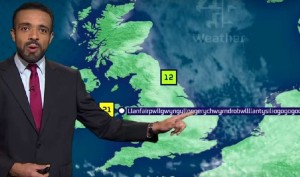 Weatherman Accurately Pronounces This Tongue Twister