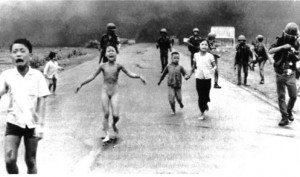 Kim Phuc: The Napalm Girl Undergoes Laser Treatment For Vietnam War Scars