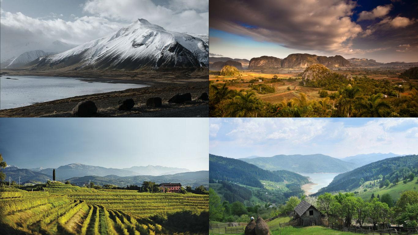 Best 10 regions