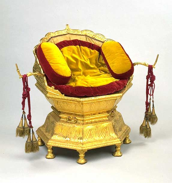 Ranjit Singh's golden throne