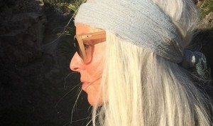 This Grandma Supermodel Is Too Perfect To Be True
