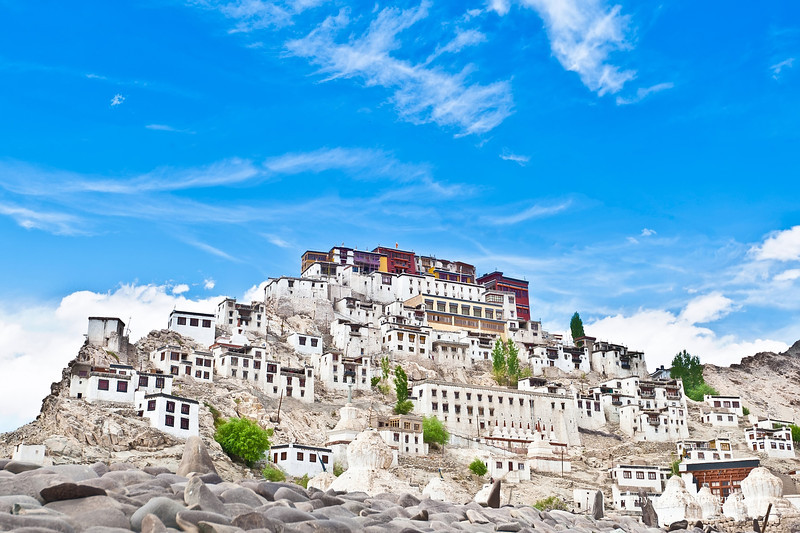 Thiksey MonasteryFacebook