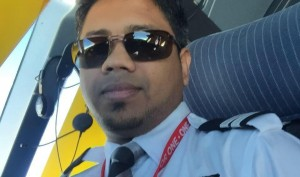 Even 11 Failed Attempts Could Not Stop AirAsia's Office Boy To Become A Pilot