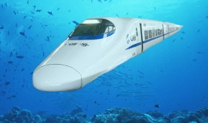The Bullet Train Between Mumbai-Ahmedabad Would Travel 21 KM Under Sea
