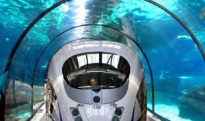 The Bullet Train Between Mumbai-Ahmedabad to Travel 21 KM Under Sea
