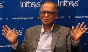 Infosys Founder Narayana Murthy's emotional letter to his daughter is every father's voice