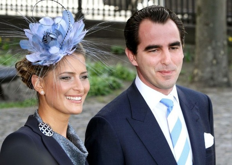 Prince Nikolaos of Greece and Denmark