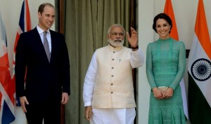 Prince William Shook Hands With PM Modi And These Crazy Pics Says It All!