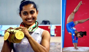 Meet Dipa Karmakar – The First Indian Woman Gymnast To Qualify For Olympics