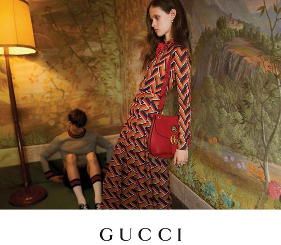 Fashion Debate British Regulator Slam Gucci Ad Over