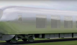 Watch: 'Invisible Train' To Hit Tracks In Japan By 2018
