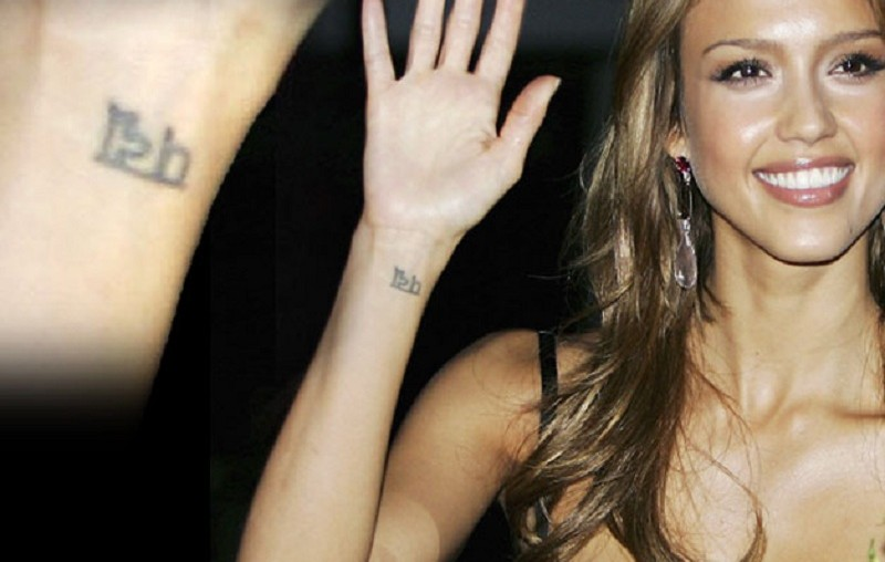 8 hollywood celebs with indian tattoo soposted padma means lotus flower and symbolizes a persons inner beauty just like the lotus grows in a muddy lake still nothing can take away its beauty mightylinksfo