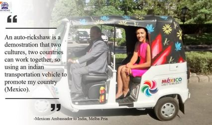 No Entry For Mexican Ambassador's Chauffeur-Driven Autorickshaw Inside IHC, Delhi