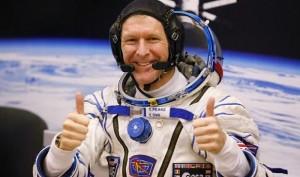 British astronaut sets new record for fastest marathon run in space