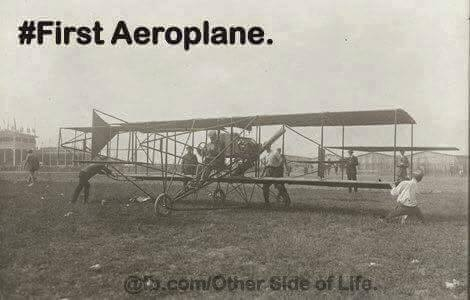 First_Aeroplane