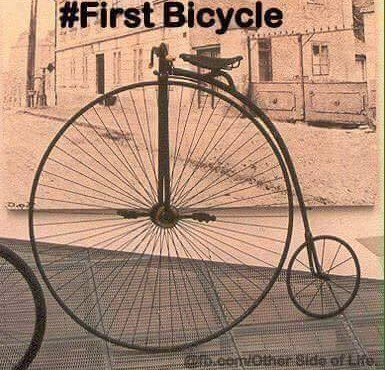 First_Bicycle