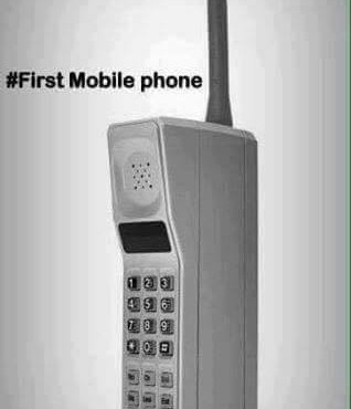 First_MobilePhone