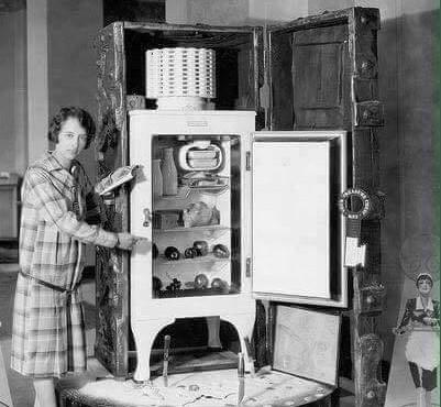 First_Refrigerator