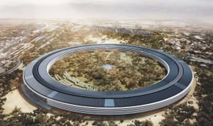 12 amazing facts about Apple's new 'spaceship' campus