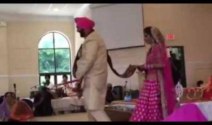 Video: Punjabi groom's pyjama slips during his wedding. Watch to find what happens next!