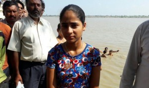 11-year-old Kanpur girl to swim 550 km to spread 'Clean Ganga' message