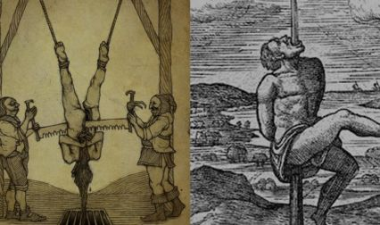 These Cold-Blooded Execution Techniques From History Will Scare The Shit Out Of You!!