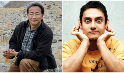 Real Life Phunsukh Wangdu Who Inspired Aamir's Role In '3 Idiots' Bags ...