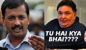 The Way Rishi Kapoor Slammed Kejriwal On Demonetization Is Simply Epic!