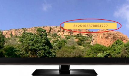 Have You Seen These Random Numbers On Your TV Screen? Here's What They Mean