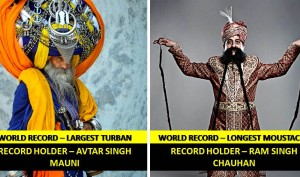 10 Unique & Unusual World Records By Indians That Prove Why We Call It 'Incredible India'