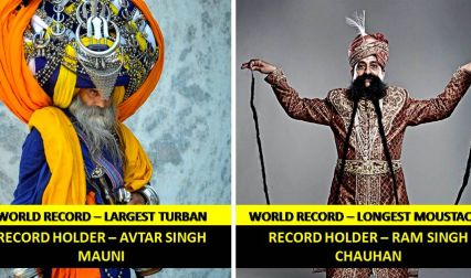 10 Unique & Unusual World Records By Indians That Prove Why We Call It ...