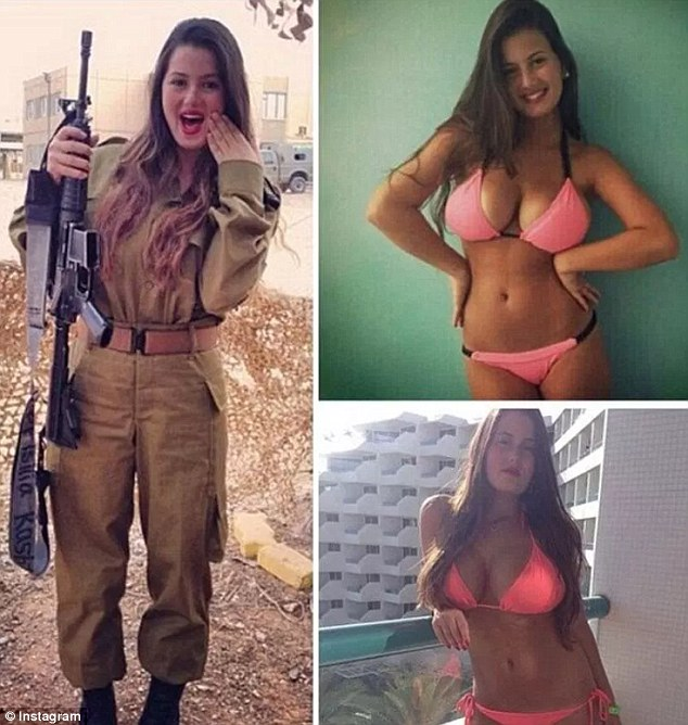 israeli-hot-female-soldier