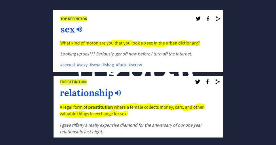 sex websites nsa urban dictionary