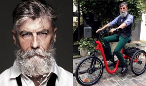 This 60-Year-Old Man Becomes A Model, All Thanks To His Fantastic Beard!!