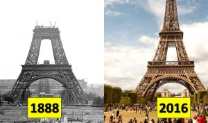 5 Iconic Landmark Buildings And How They Looked When Underconstruction