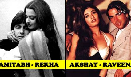 13 Scandalous Love Stories in Bollywood That Left India Shocked