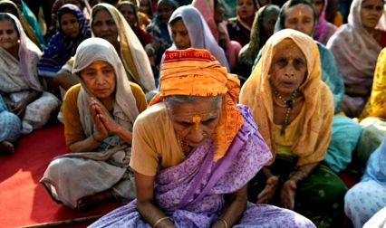 This Indian City Has More Than 38,000 Widows Living Here. But That's Not The Worst ...