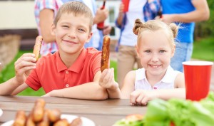 Children and Nutrition – Why Eating Healthy is a Must