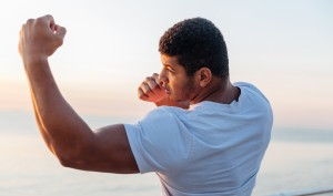 Shadow Boxing – A Test of Your Will