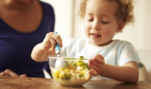 How to Get Your Kids to Eat Healthy Food