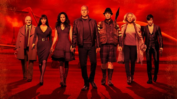 Red 2010 Movie Review